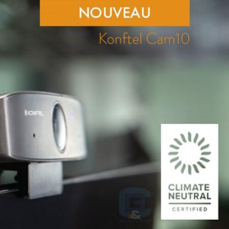 Konftel CAM10 certifiée : Climate neutral
