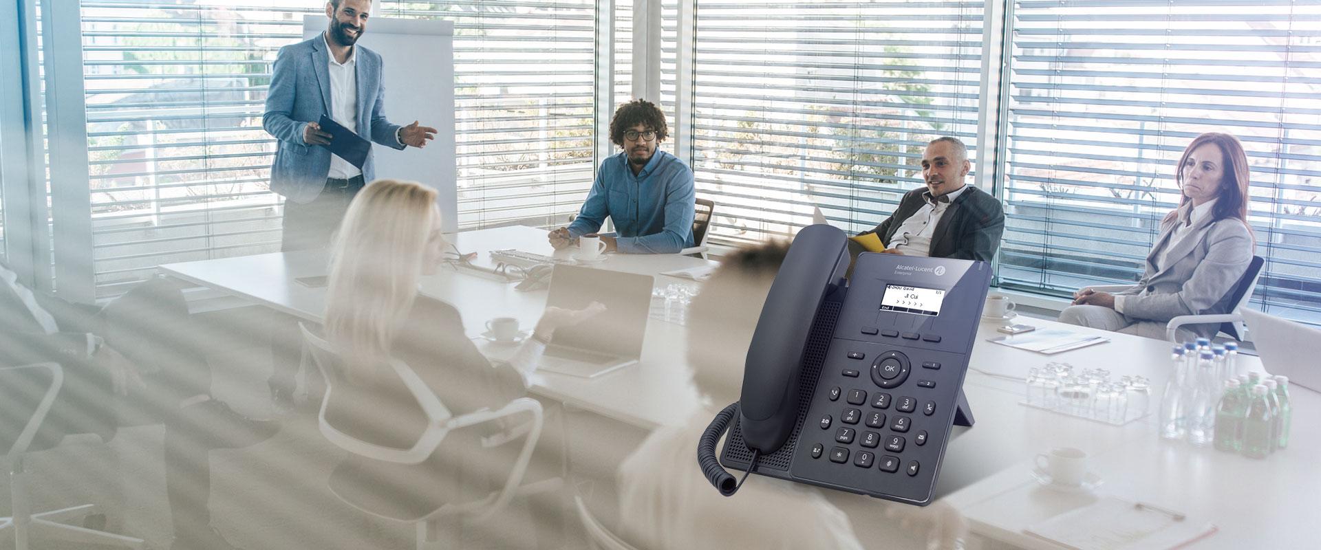 Téléphone SIP Professionnel H2P POE by b&c