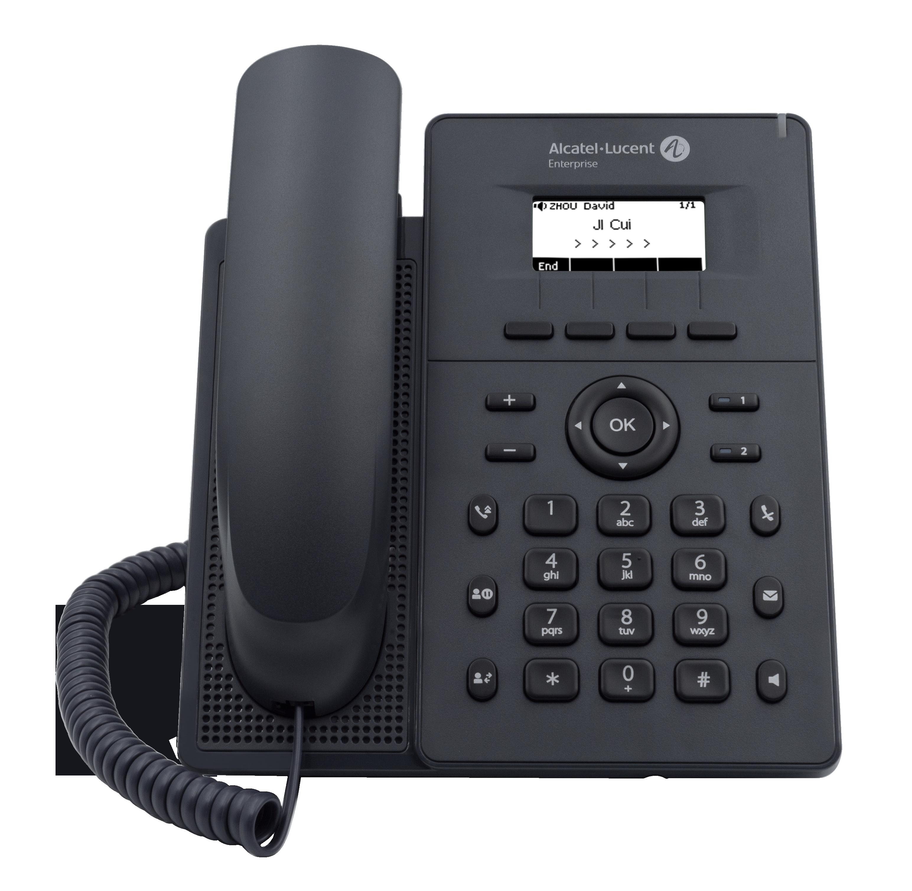 Téléphone IP Professionnel H2P POE by b&c