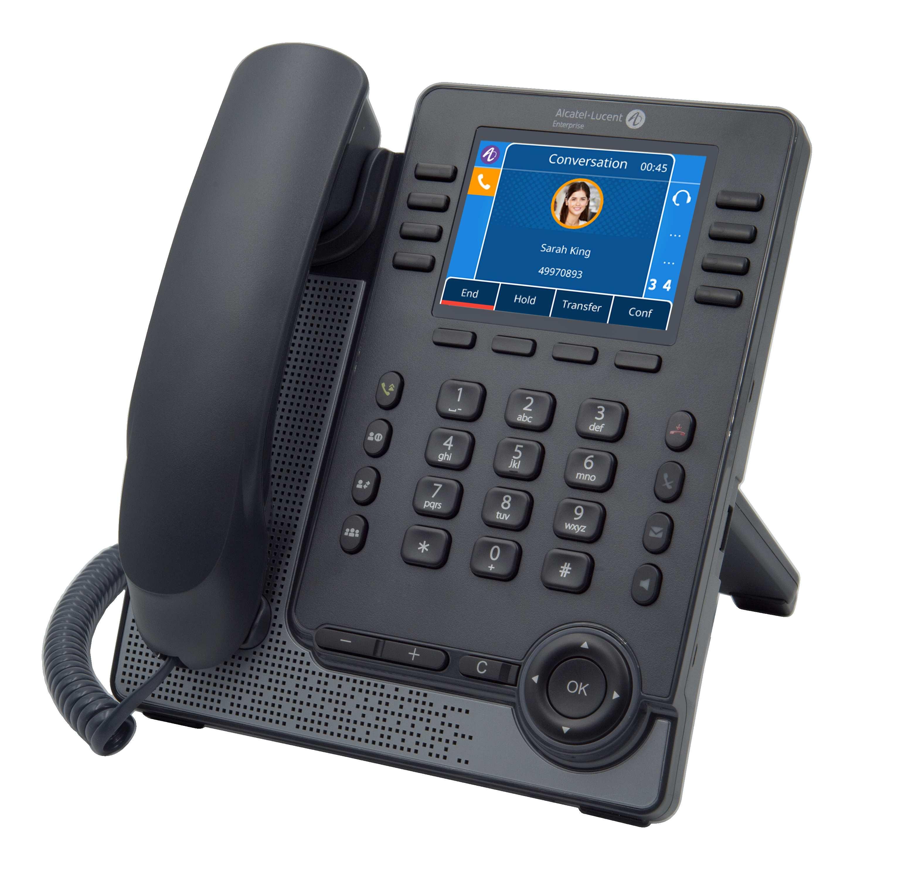 Téléphone IP Professionnel M7 by b&c