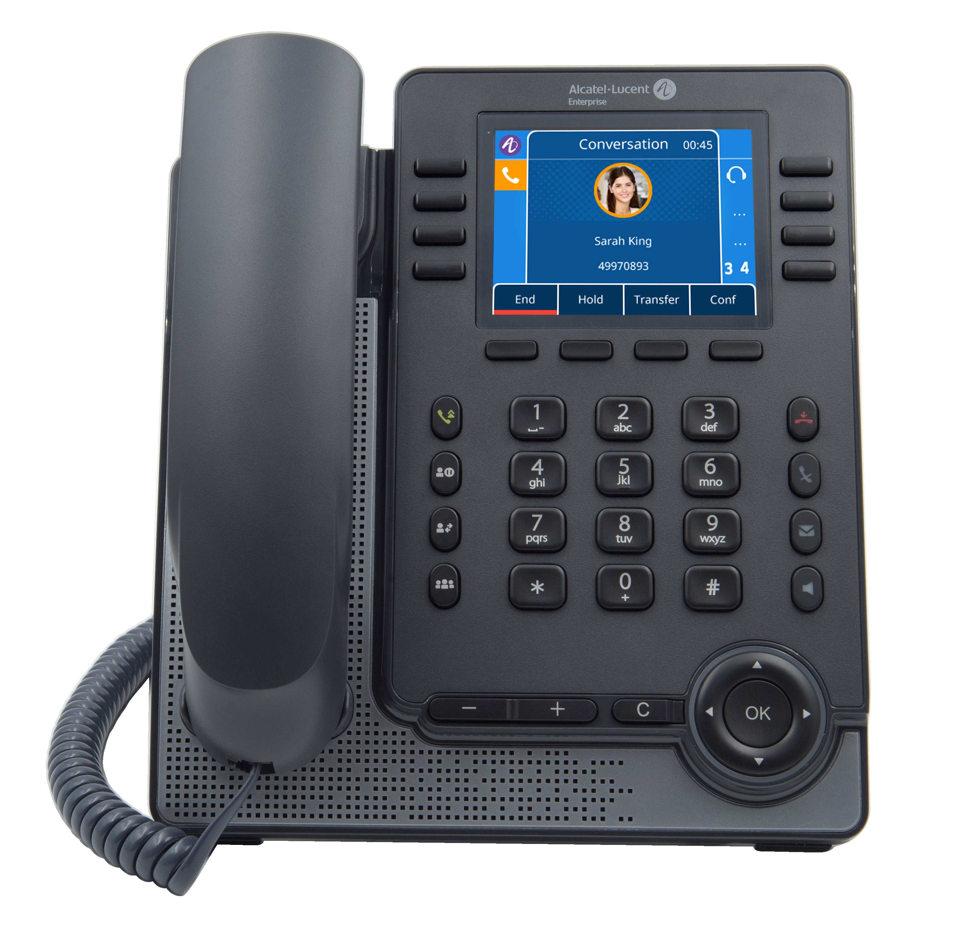Téléphone IP Professionnel M7