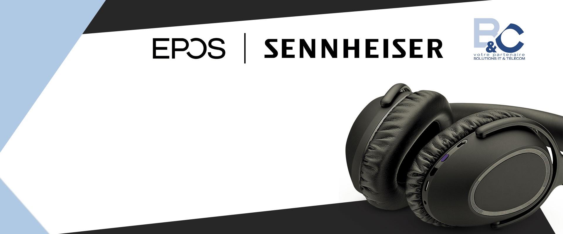 Epos Sennheiser gamme evolve2